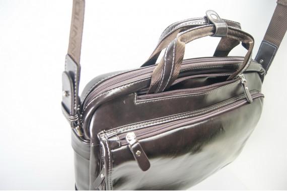 Мужской портфель Bolinni 339-99385 коричневый