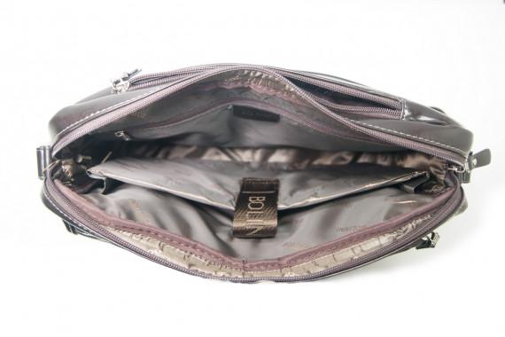 Портфель Bolinni 339-99385 коричневый