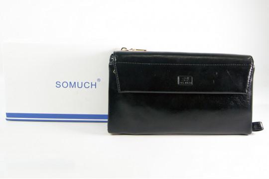 Женский клатч Somuch 424-1K черный