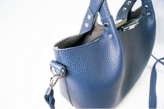 Женская сумка Vita E 200-228 синяя
