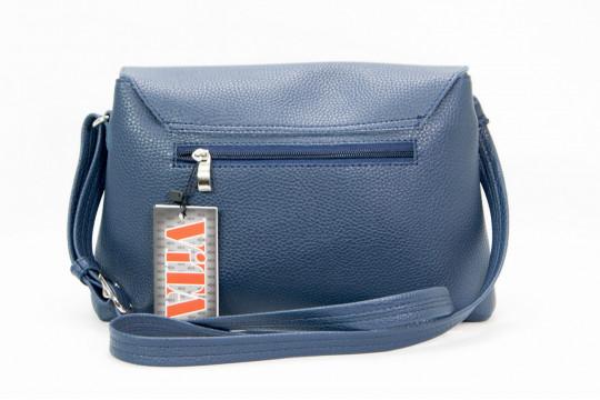 Женская сумка Vita E 200-230 синяя