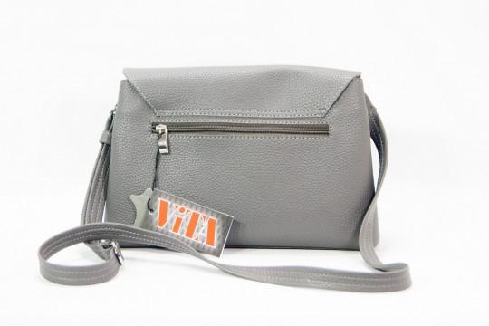 Женская сумка Vita S 200-230 серая