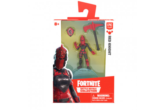 Набор фигурок Fortnite Battle Royale Collection (Red Knight) 5см