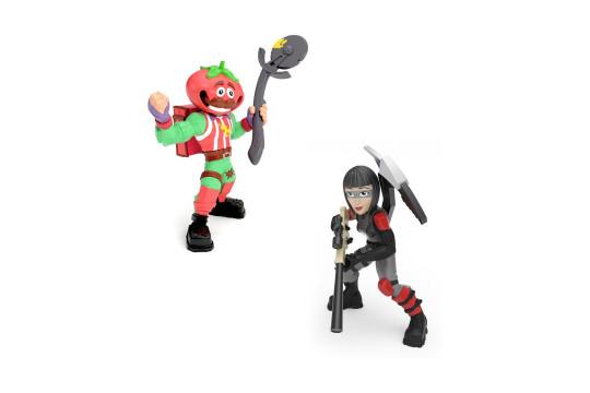 Набор фигурок Fortnite Battle Royale Collection (Tomato Head, Shadow Ops) 5см