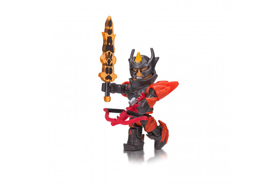 "Фигурка Roblox ""Flame Guard General"" (Jazwares)"