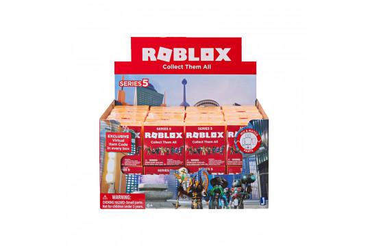 """Фигурка Roblox в ассортименте """"Series5"""" (Jazwares)"""