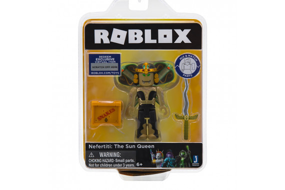 "Фигурка Roblox ""Nefertiti: The Sun Queen"" (Jazwares)"