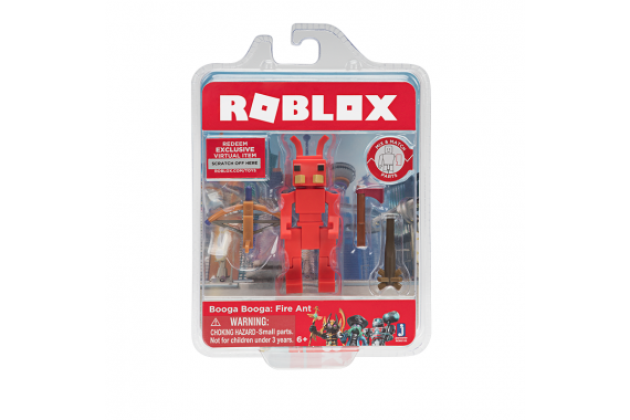 """Фигурка Roblox """"Booga Booga: Fire Ant"""" (Jazwares)"""