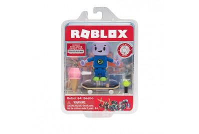 """Фигурка Roblox """"Robot 64: Beebo"""" (Jazwares)"""