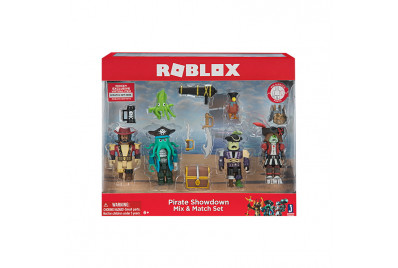 "Набор из 4 фигурок Roblox ""Pirate Showdown"" (Jazwares)"
