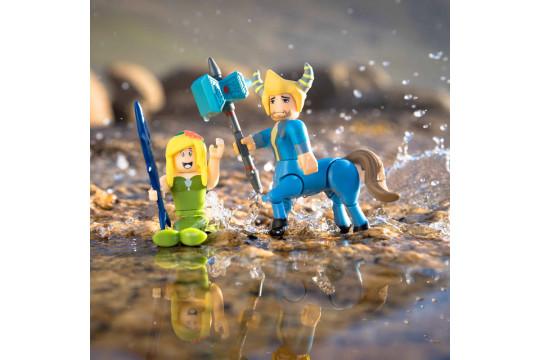 """Набор из 2 фигурок Roblox """"Neverland Lagoon: Tales of FeyDorf"""" (Jazwares)"""