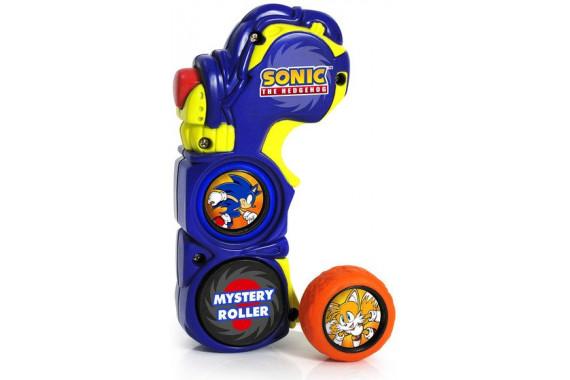 Игровой набор Sonic - Roller Racers Sonic (3 колеса-каскадера)