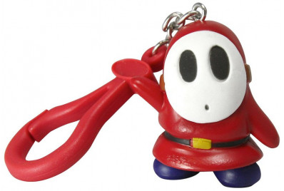 Брелок Super Mario: Shy Guy (5 см)
