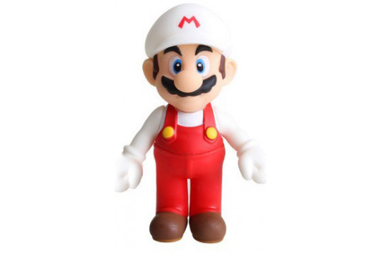 Набор фигурок Super Mario: Mario - обычный Марио, прыгающий Марио, Супер Марио 3в 1 (5 см)