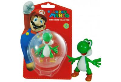 Фигурка Super Mario series3: Yoshi  (6 см)