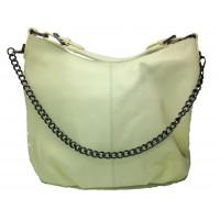 Женская сумка Vera Pelle 827 beige