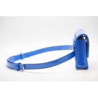 Женская сумка на пояс Lingge 7104469 blue