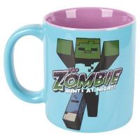 Кружка Майнкрафт Zombie