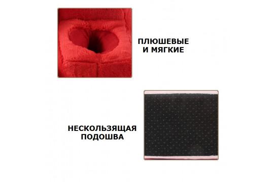"""Тапочки Майнкрафт """"Корова"""""""