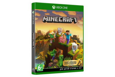 Minecraft для Xbox One. Master Collection (Мастер Коллекция)