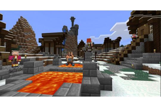 Minecraft для Xbox One. BaseGame LE (Базовая игра)