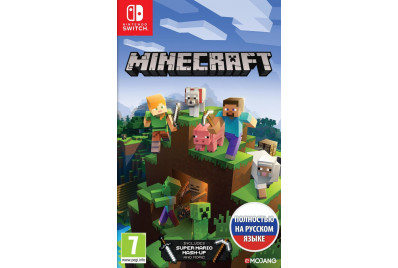 Minecraft для Nintendo Switch