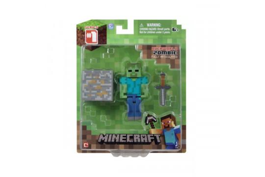 "Фигурка ""Зомби"" Minecraft (Jazwares)"