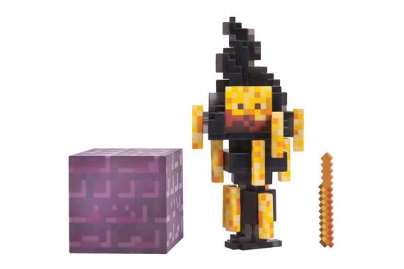 "Фигурка Minecraft ""Ифрит"" Blaze (Jazwares)"