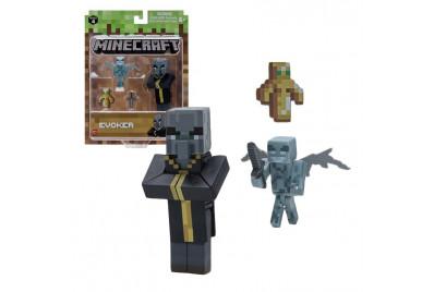 """Фигурка Minecraft """"Вызыватель"""" Evoker (Jazwares)"""