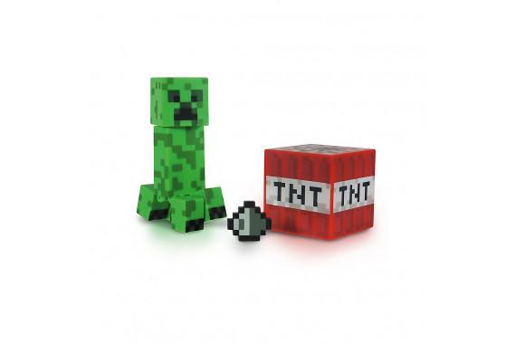 "Фигурка ""Крипер и ТНТ"" Minecraft (Jazwares)"