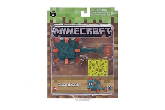 "Фигурка Minecraft ""Страж"" Guardian (Jazwares)"