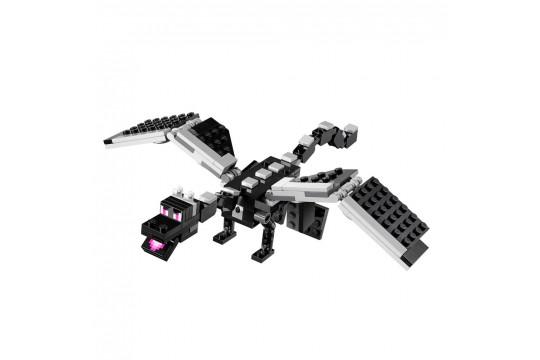 "[LEGO] Конструктор LEGO Minecraft 21151 ""Последняя битва"""