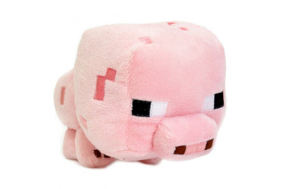 """Мягкая игрушка Майнкрафт """"Поросенок"""" (Pig), 13 см"""