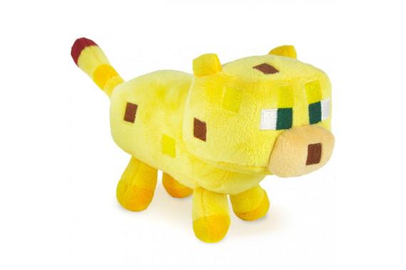 "Мягкая игрушка Майнкрафт ""Оцелот"" (Ocelot), 18 см"