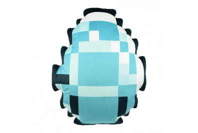 Большая плюшевая игрушка-подушка Алмазная руда Diamond ore 50см