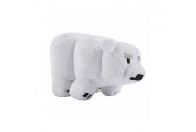 """Мягкая игрушка """"Белый медведь"""" Майнкрафт (16см)"""