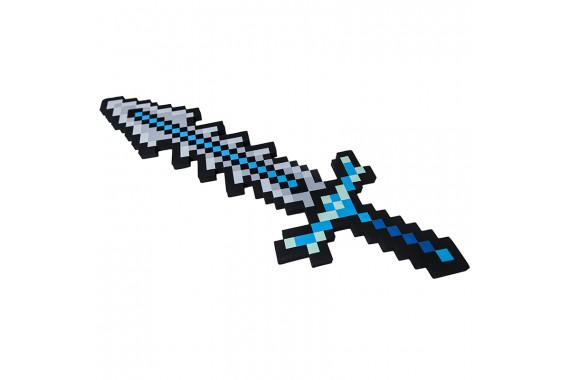"""Пиксельный клинок """"Ледяной"""" 8Бит (75см)"""