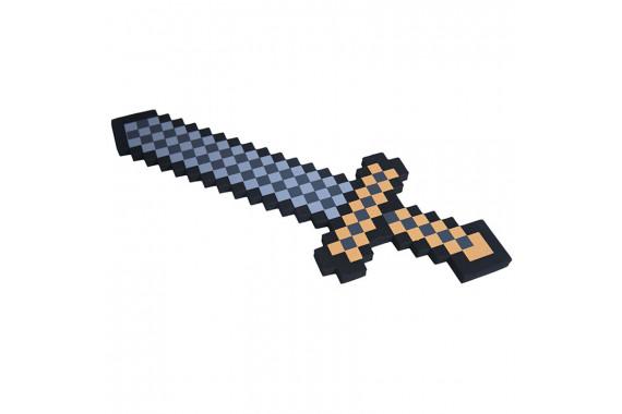 Железный меч Майнкрафт (45 см)