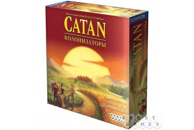 Настольная игра Catan «Колонизаторы»