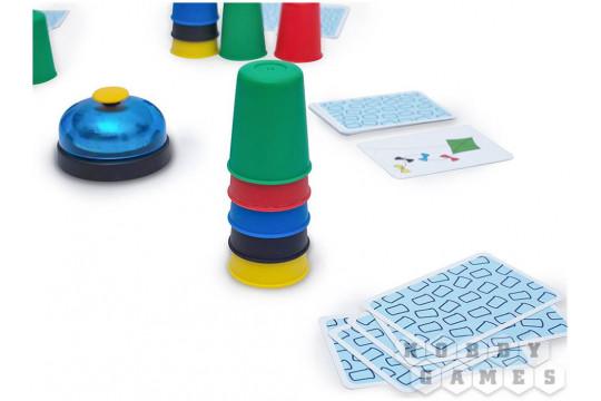 Настольная игра «Скоростные колпачки»