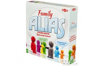 Настольная игра ALIAS (Скажи иначе): Для всей семьи - 2