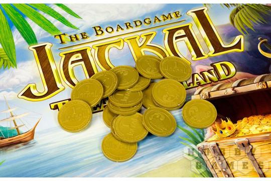 Настольная игра «Шакал: Остров Сокровищ»
