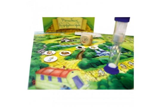 Настольная игра «Волшебник Изумрудного города»
