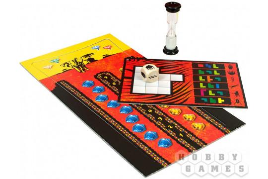Настольная игра Ubongo «Убонго»