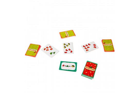 Настольная игра Турбосчёт Комплект 2 в 1
