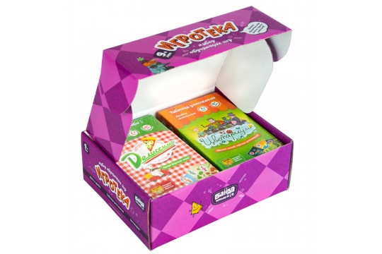 «Игротека 9+ » — набор лучших игр для детей от 9 лет
