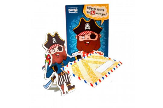 Квестик пиратский Джек