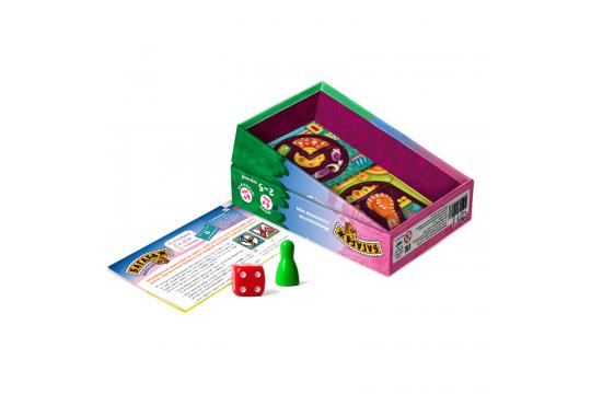 Настольная игра «Багагаж»